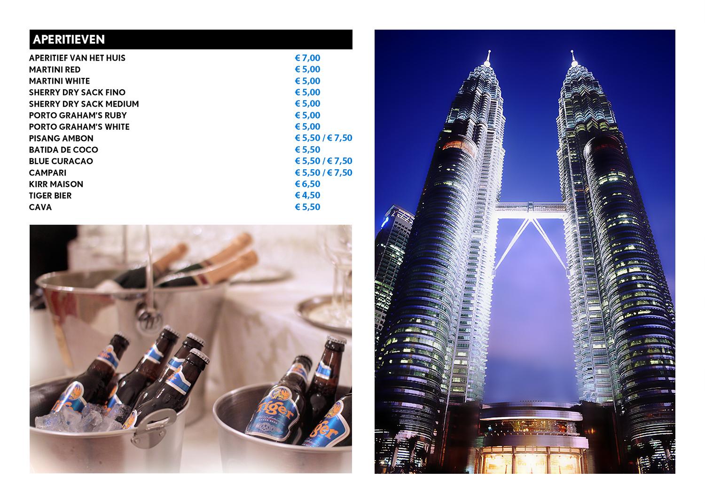 Kuala Lumpur Aperitieven